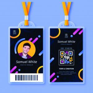 Kartu Nama dan Id Card